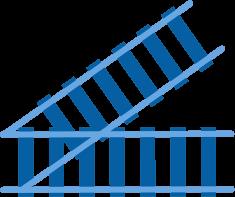 Design rail track for network rail
