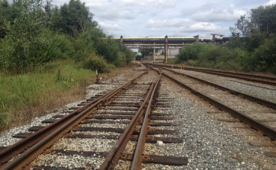 optimize the gridiron of the industrial railway station kirovo chepetsk