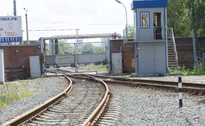 rail operation and safety project in Chelyabinsk